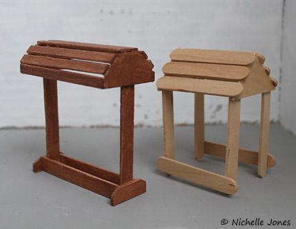 Saddle Stands 2