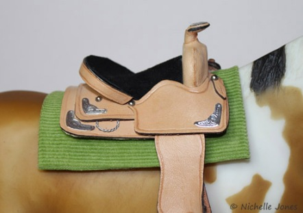 SaddlePad_Green
