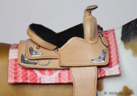 SaddlePad_Pink
