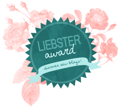 Liebster Award Pic