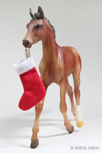 christmasstockingfoal